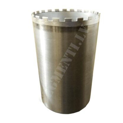 Алмазная коронка с 270 мм до 350 мм